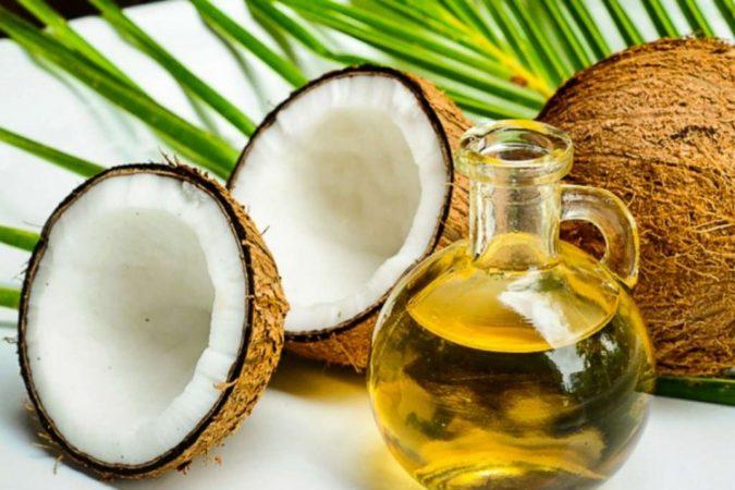 aceite de coco para hombres