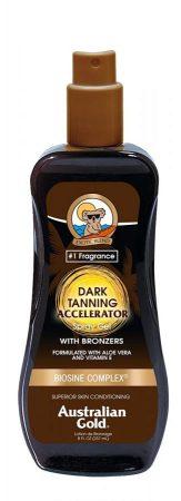 Australian Gold, Aceite corporal acelerador del bronceado - 237 ml.